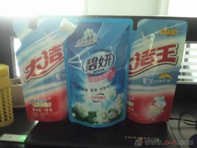 Washing Liquid Washing Powder Bags