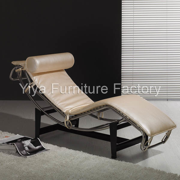 China le corbusier chaise lounge chair y207b china lc4 for Chaise lounge by le corbusier