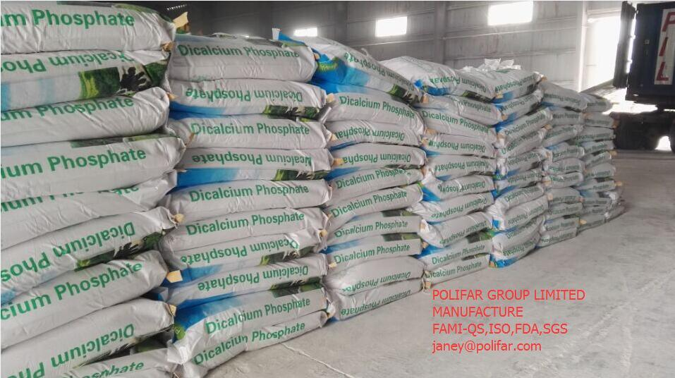 Dicalcium Phosphate (DCP) Feed Additives