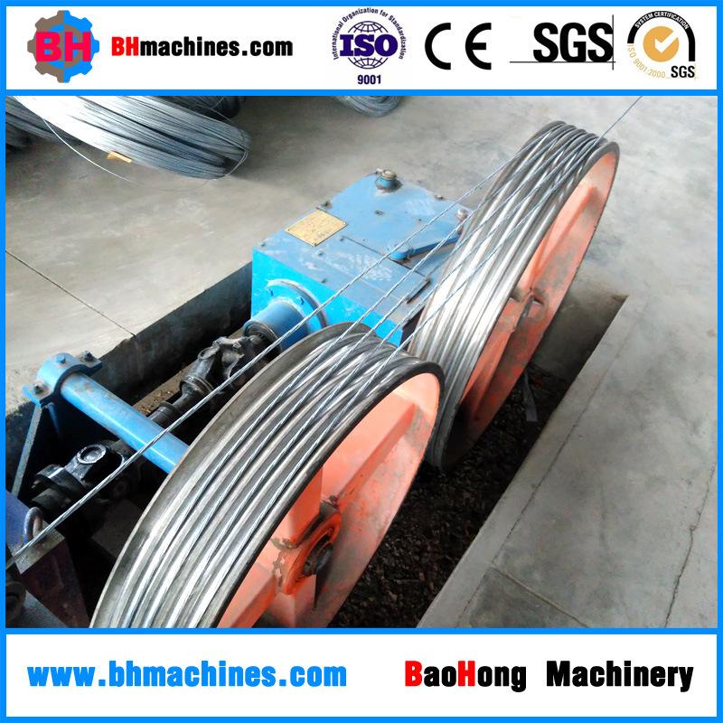 250/1+6 Tubular Strander Cable Machine