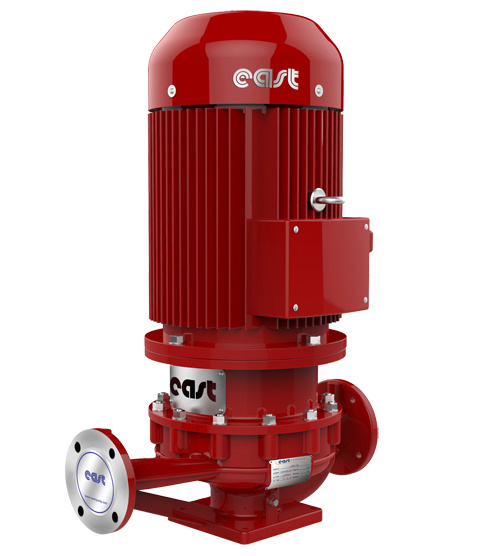 Electrical Vertical Centrifugal Water Pump with CE Certificate