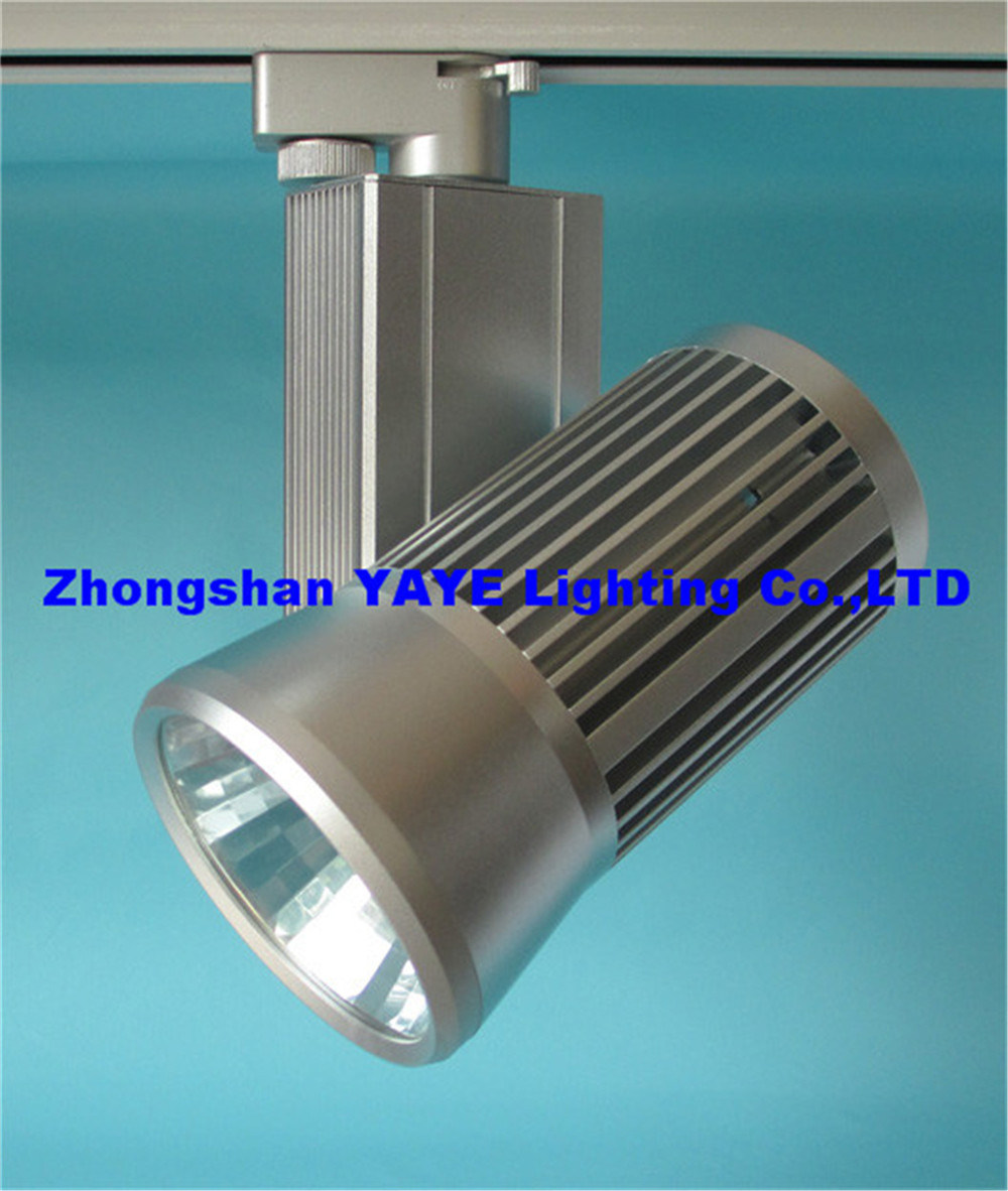 Yaye Hot Sell 20W/30W COB LED Track Lighting with CE/RoHS