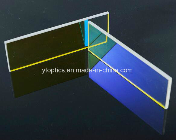 Laser Show with 473nm Optical Dichroic Mirror