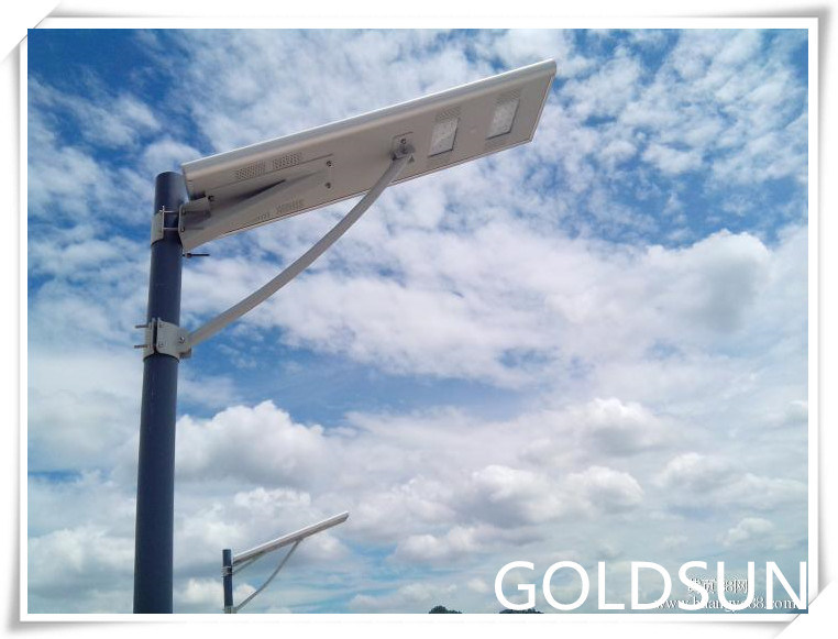 Integrated LED Solar Street Light 60W