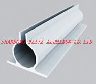 Building Material OEM 6063 T5 Extruted Aluminium Profile Aluminum Profile for Window Door Industry and Buildings 6063 T5