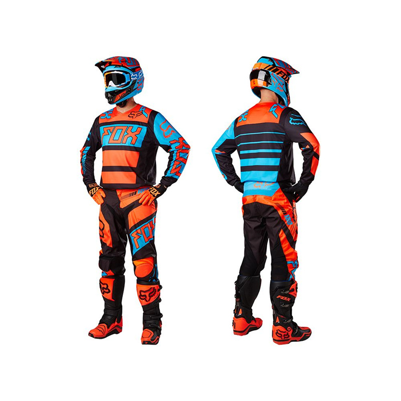 Orange Racing Clothing Mx Gear 180 Falcon Motocross Jerseys (AGS03)