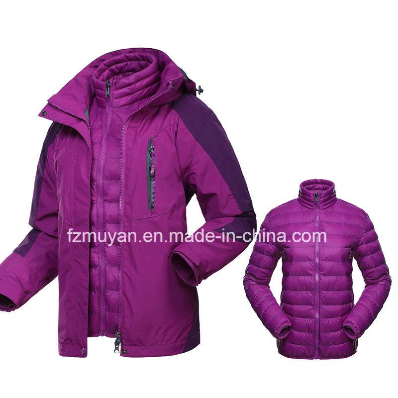 Winter Thickened Jacket Down Bladder