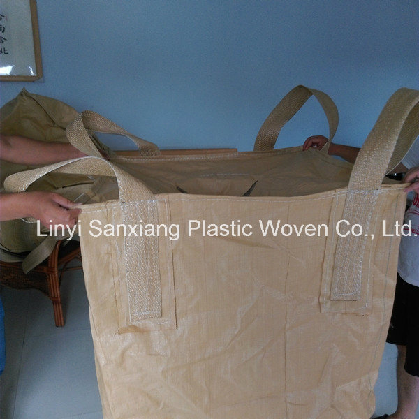Korea Jumbo Bags/Big Bag/Bulk Bags/FIBC with Low Price