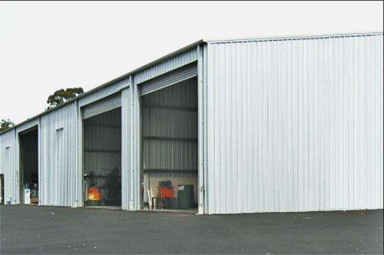 Light Steel Structure Building for Logistics and Rent (KXD-98)