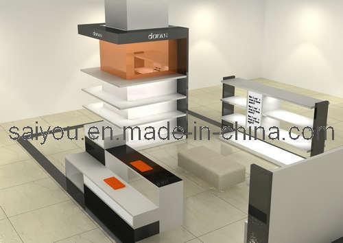 Muebles de acrílico de la exhibición para el almacén – Muebles de acrílico de...