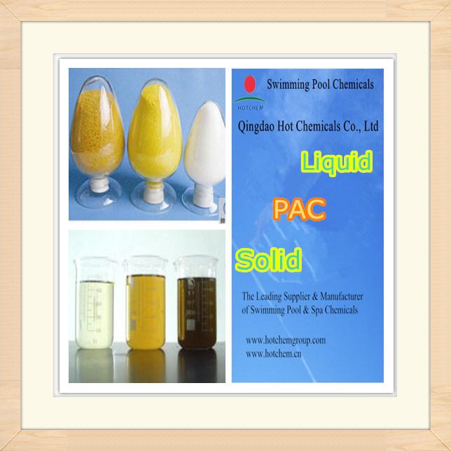 Poly Aluminium Chloride CAS 1327-41-9 PAC