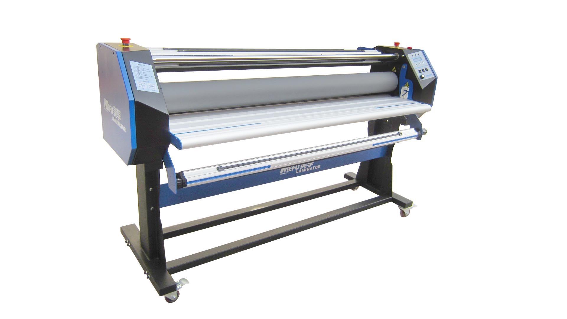 MEFU MF1700M5 Warm Roll Cold Laminator for Manual Lamination