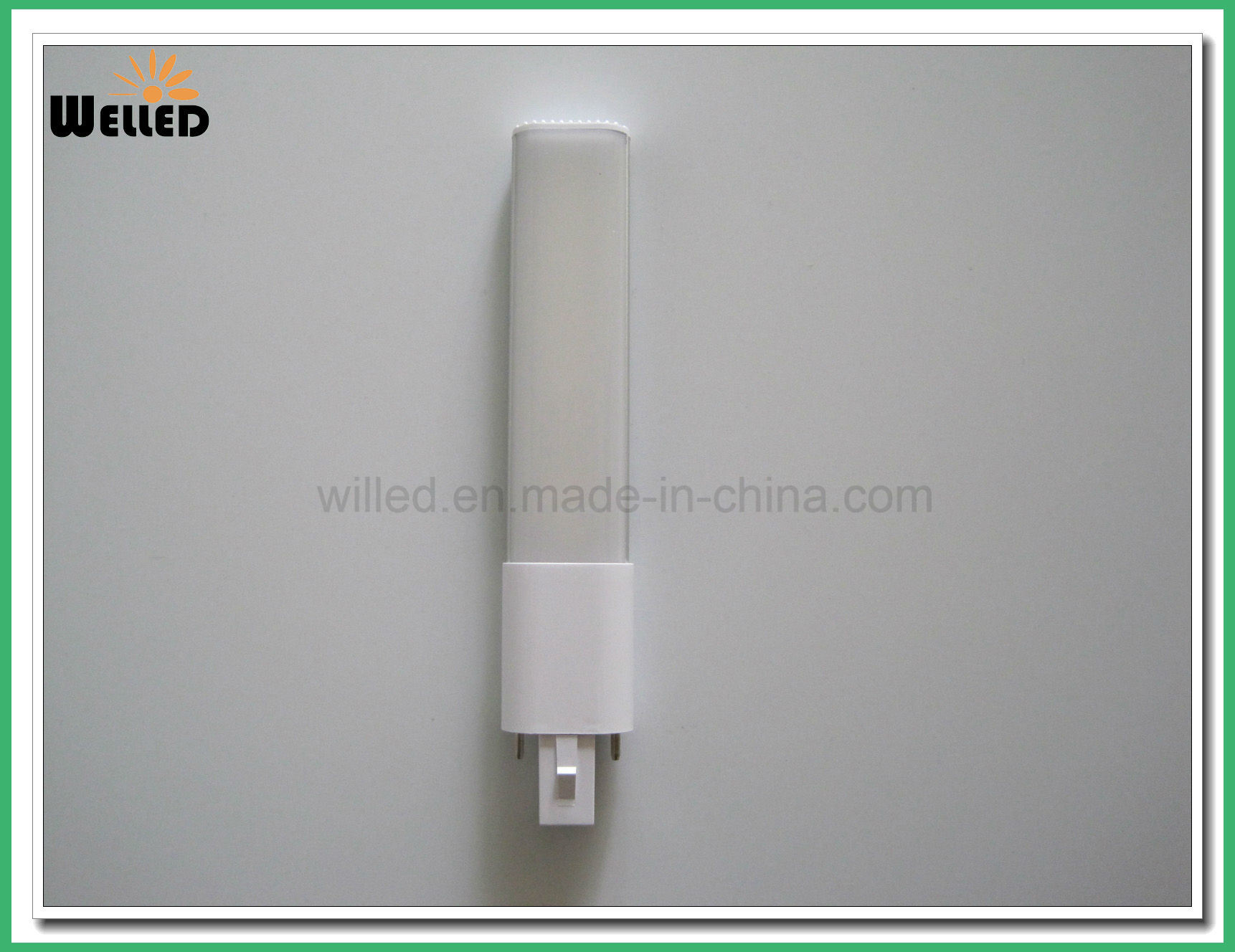 6W PLC LED Pl Tube Light G23 Gx23 LED Lamp Light for CFL Replacements