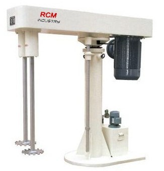 Pneumatic Lifting Disperser