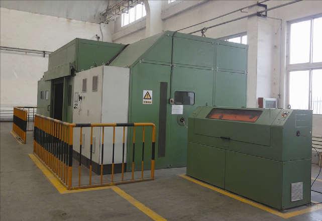 1600mm D Type Double Twisting Stranding Machine (FPLM)