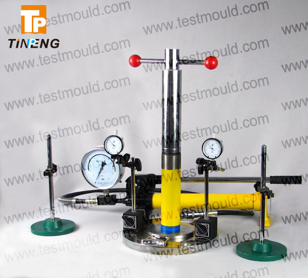 30ton Soil Plate Bearing Test Apparatus