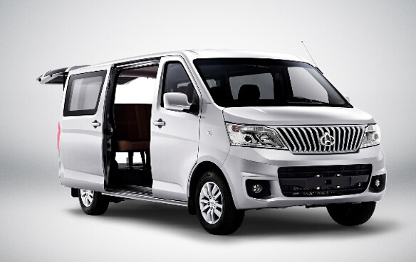 Changan G10 11 Seats Light Bus, Van, Vehicle