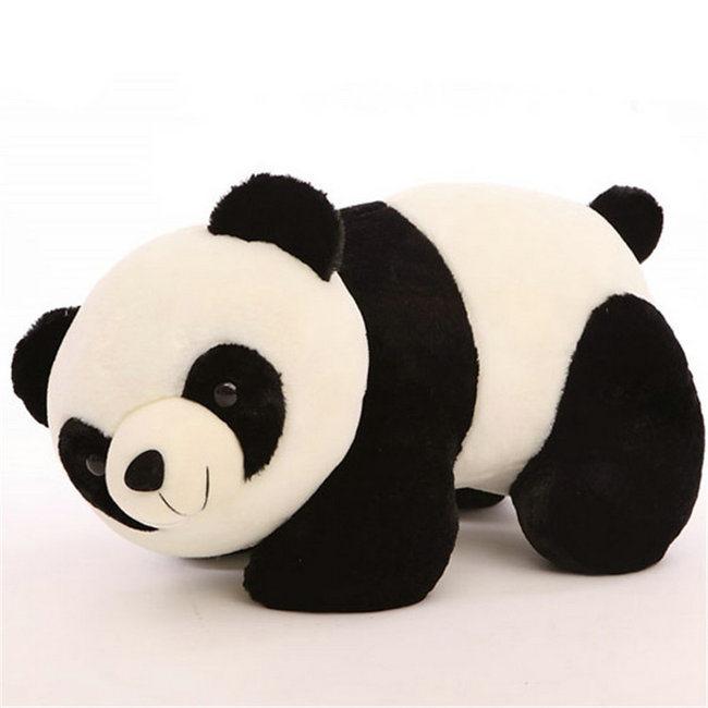 Promotion Gift Plush Stuffed Animal Toy Fluffy Panda Soft Toy