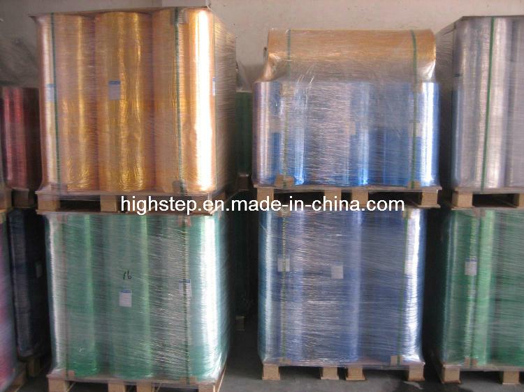 Transparent PVC Film