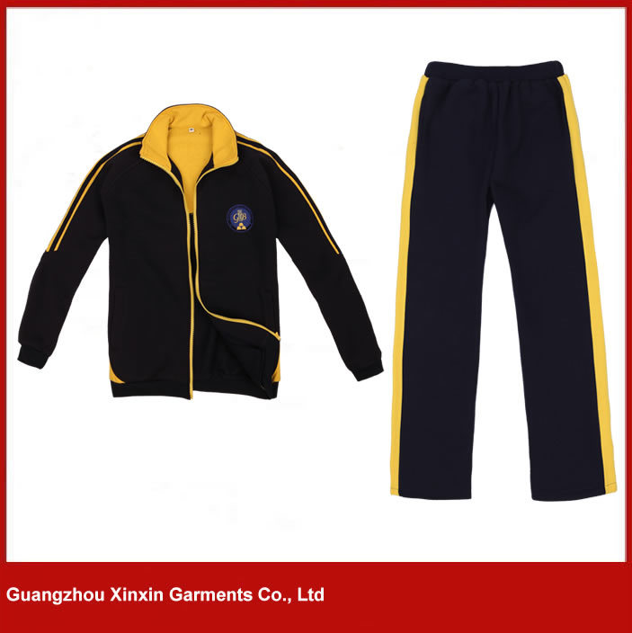 Custom Design Fashion Primary School Uniform (U16)