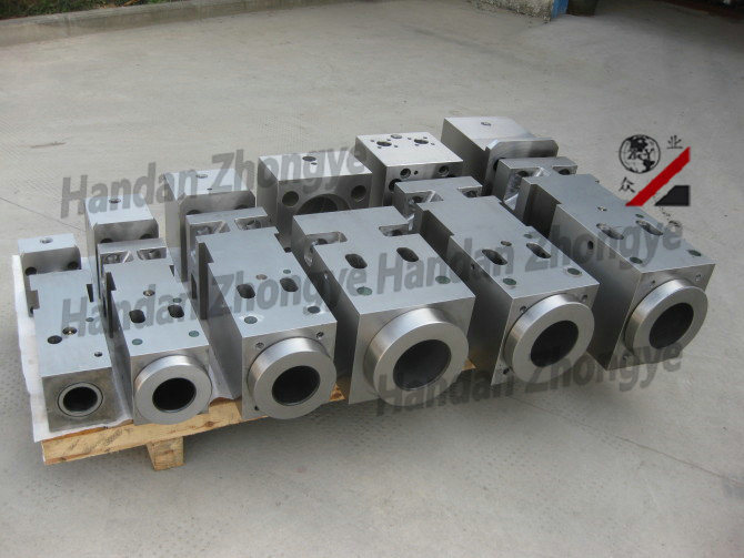 Front and Back Cylinder for Hydraulic Breaker Hammer Spare Parts