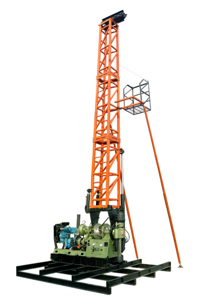 Drilling Rig and Tower Integrated Machine (HXY-44T)