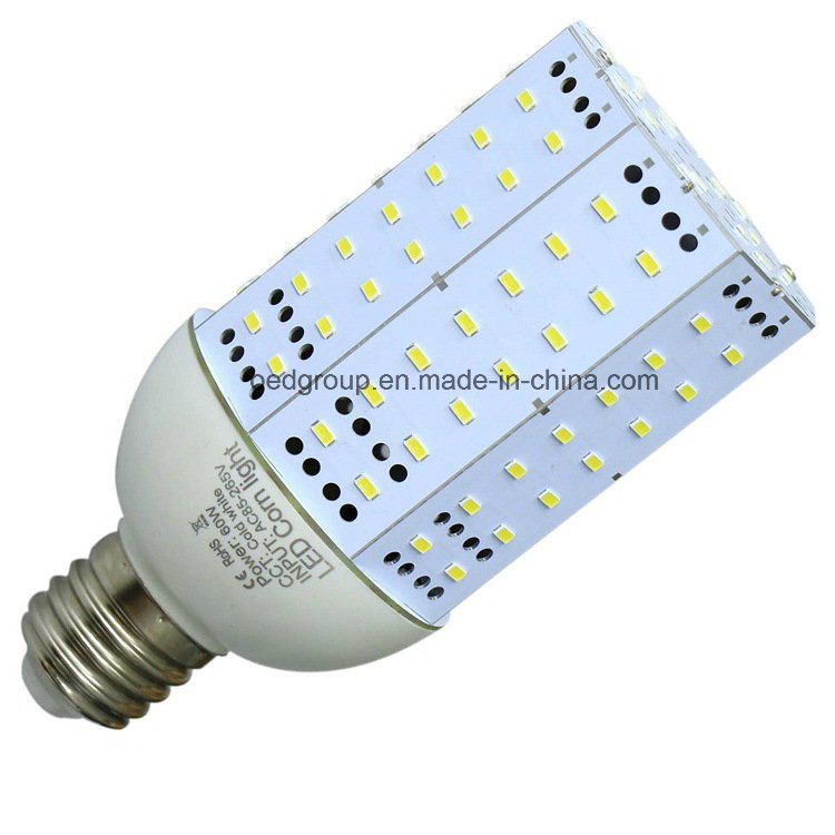 High Power 80W E26/E27/E39/E40 LED Corn Bulbs with AC 85-265V and Aluminum Housing