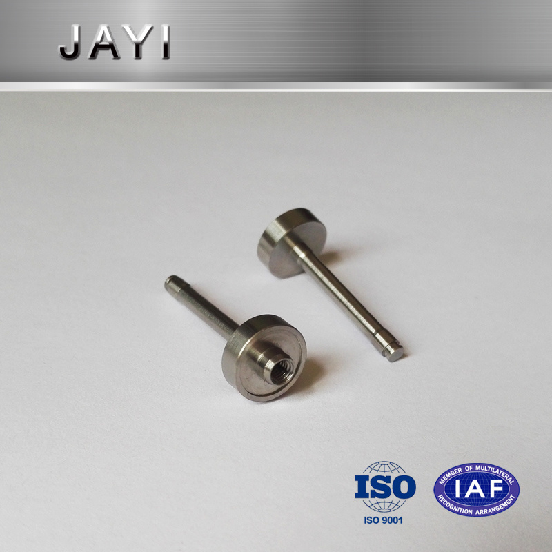 Valve Components Made of Stainless Steel by CNC Machining for Auto