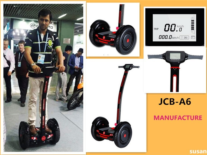 Standing 15inch Cheaper Handle Balancing Scooter