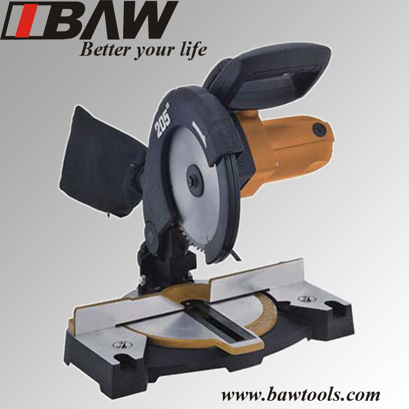 8′′ Dual Compound Miter Saw with Laser (89002)