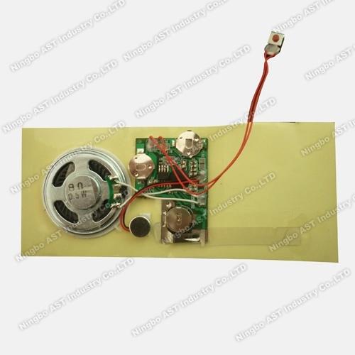 Sound Module Greeting Cards, Sound Chip, Voice Module (S-3006B)