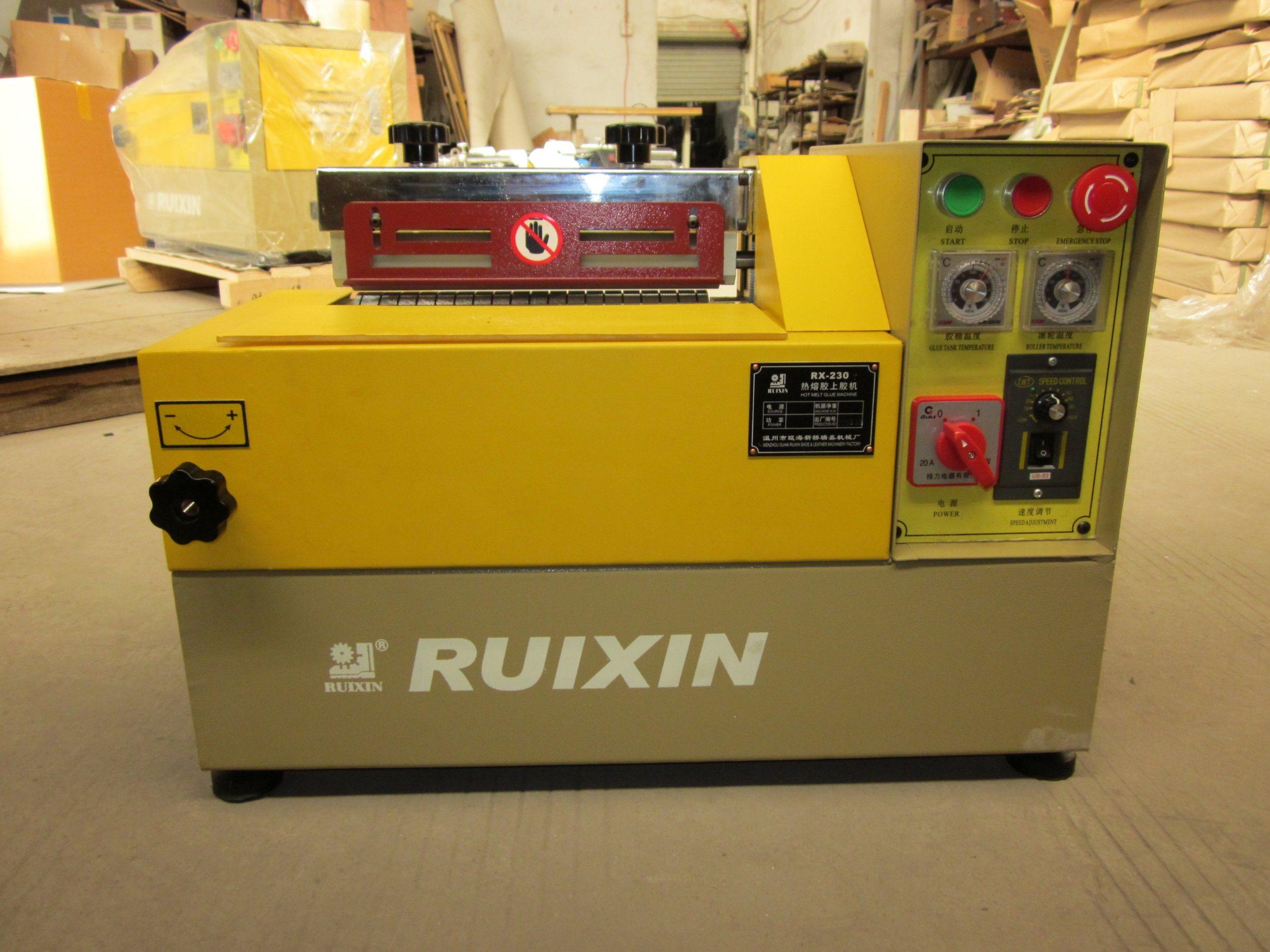 Hotmelt Cementing Machine for Shoe