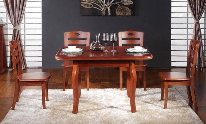 Solid Wooden Dining Desk Coffee Table (M-X2156)
