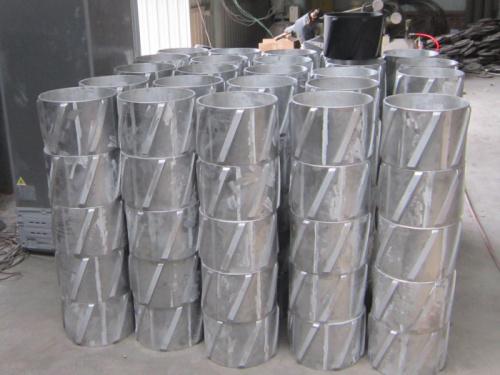 Straight Vane Plastic/Nylon Casing Centralizer
