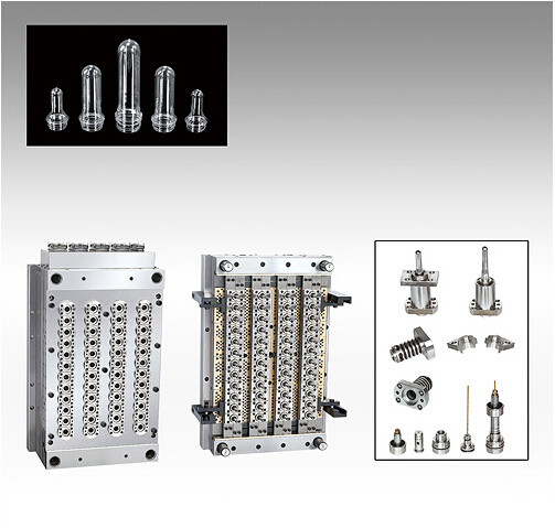 New Pet Preform Injection Moulds Manufacturer