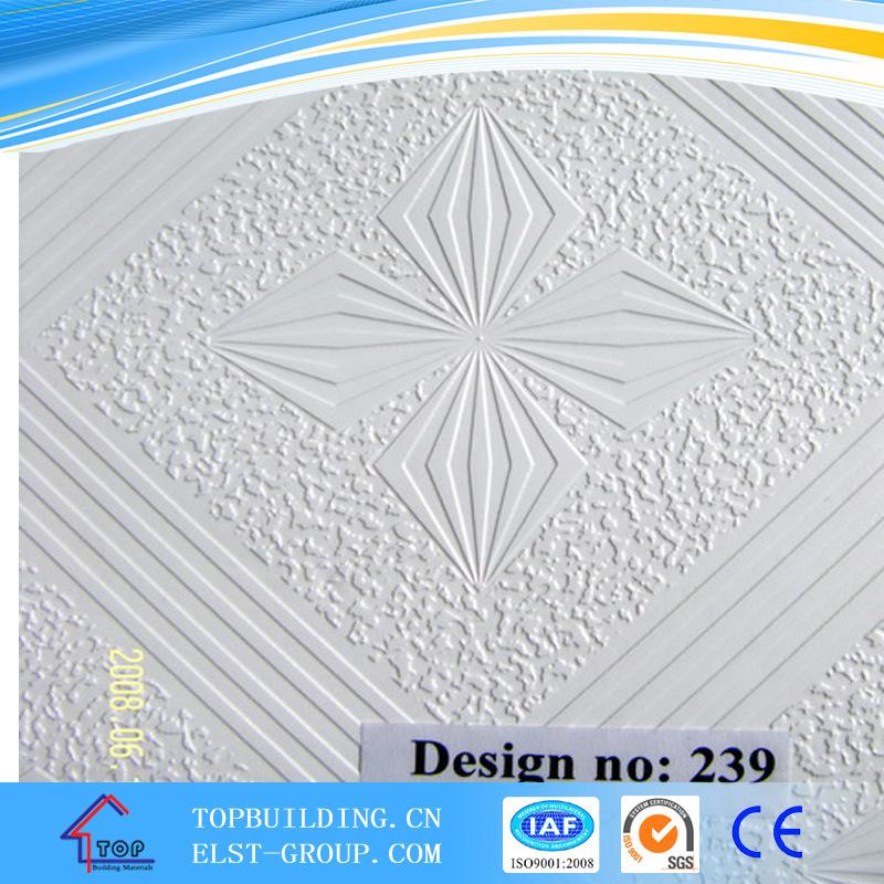 PVC Film for Gypsum Ceiling and Plywood/PVC Film 1230mm*500m