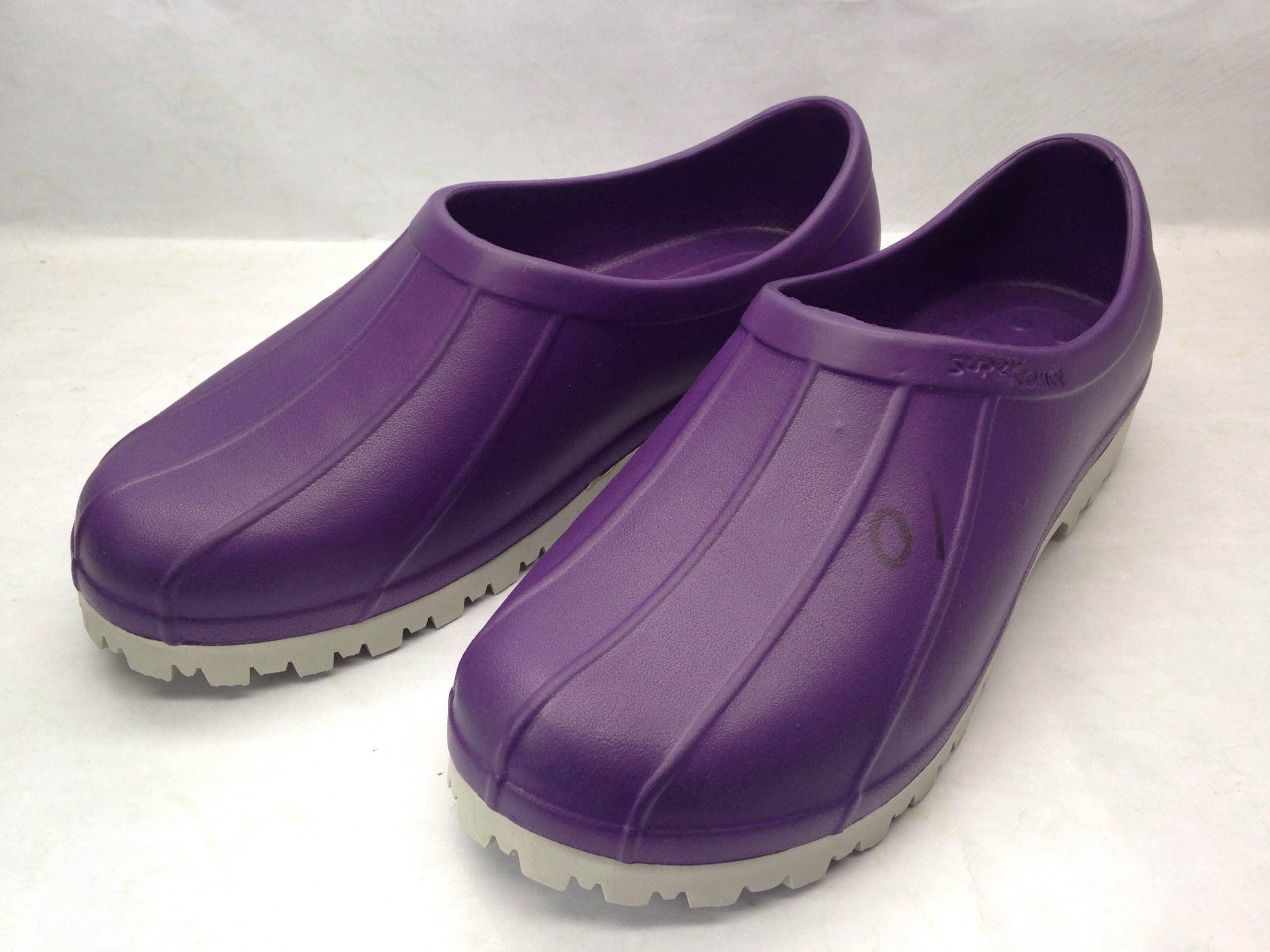 Waterproof TPE TPR TPU EVA Sandal Rain Shoes Clogs