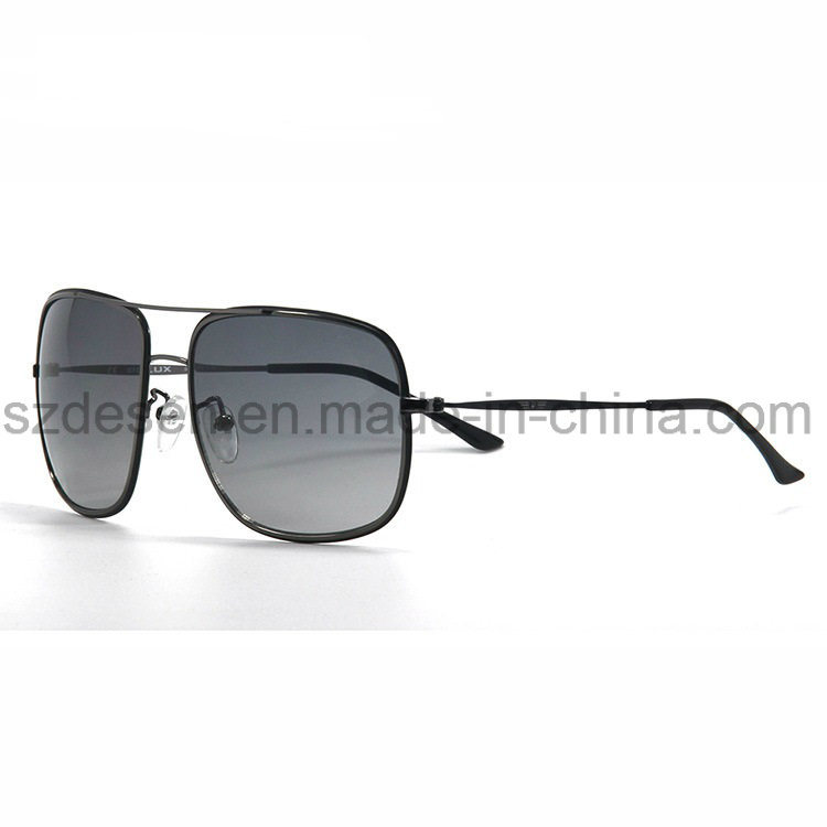 High Quality Classic Big Frame UV400 Sunglasses for Men