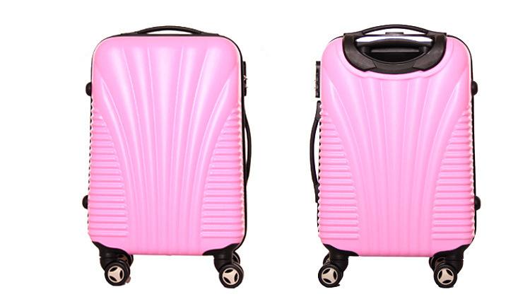 OEM Cheap ABS Luggage Bag Trolley Bag Hard Case Luggage