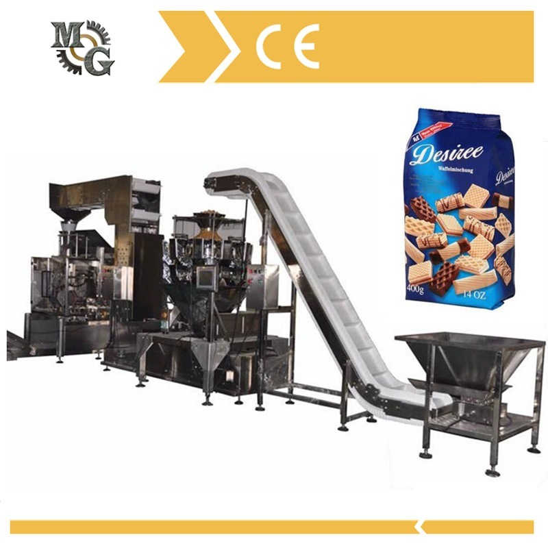 Auto Vertical Packing Machine for Biscuit
