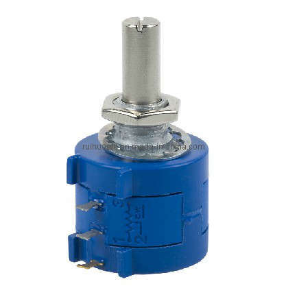 3590s High Quality High Accurency Potentiometer