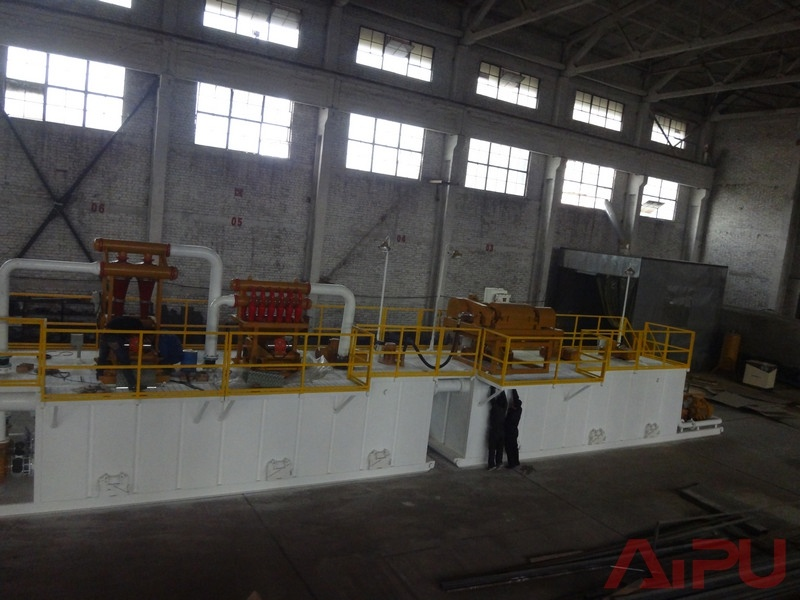 Oilfield Drilling Solid Control System API Equipment Manufacturer in China