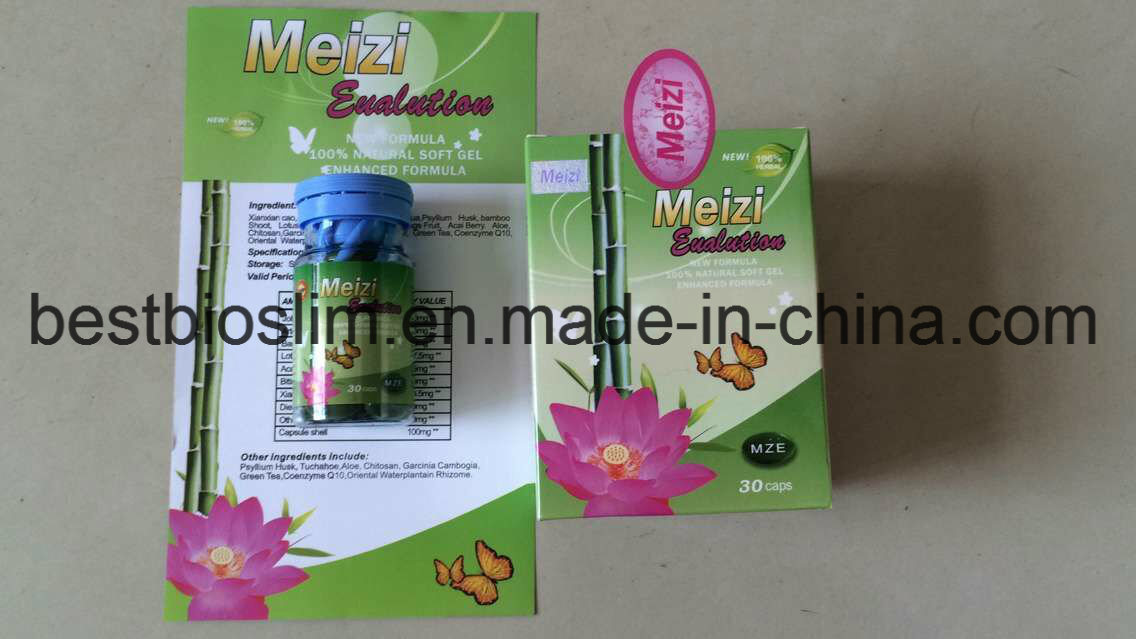 Meizi Evolution Slimming Softgel Botanical Mze