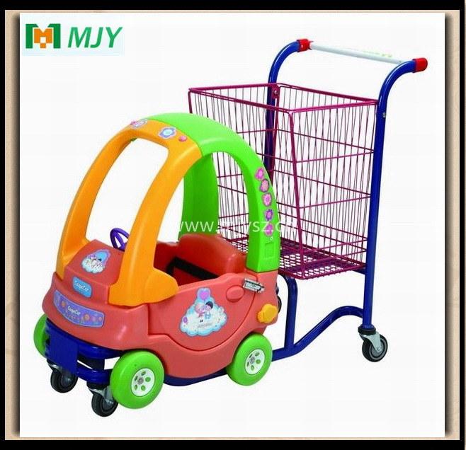 Children Shopping Cart Mjy-K01