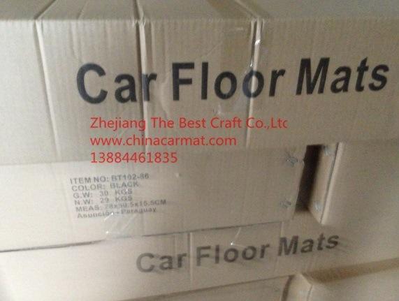 (Bt 102-86) 3PCS Rubber Mats (Client Item Number: EVO 1003N)