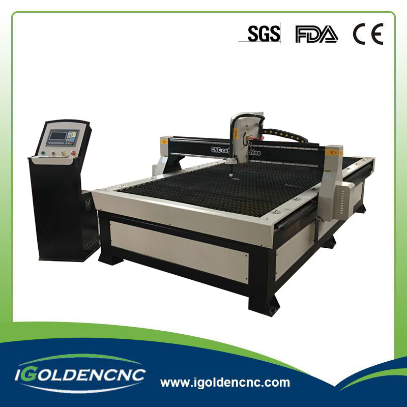1325 1530 Low Cost Plasma Cutter CNC Plasma Cutting Machine