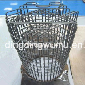 Aks Non-Sag Wal Tungsten Aluminum Rod Heater for Ky Sapphire Crystal Growth Vacuum Furnace