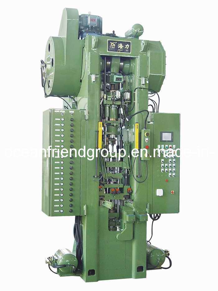 50 Ton Powder Compacting Press (HPP-500P)