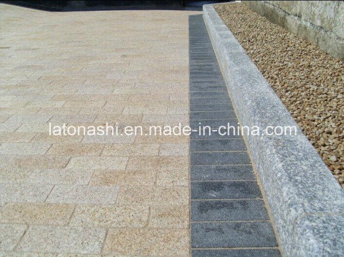 Natural Granite/Basalt/Tumbled Cobble/Cube/Cubic Paving Stone / Paver Stone for Landscape, Garden