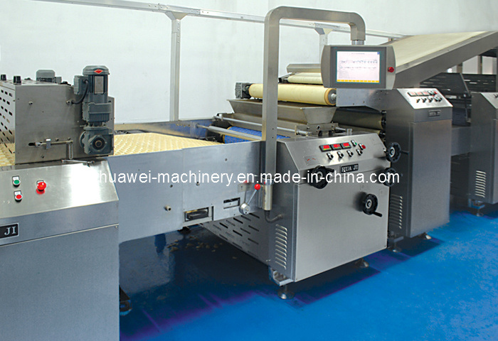 Horizontal Rotary Moulder - Biscuit Machine